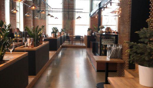 エストニア訪問記<食事編②>味はもちろん内装デザインも美しいタリン市内のレストラン