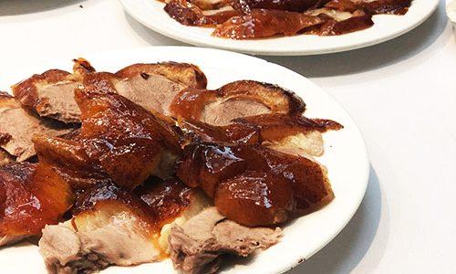 """香港の""""鹿鳴春""""の北京ダックは絶品ですが、食べ過ぎには注意が必要と思った話。"""