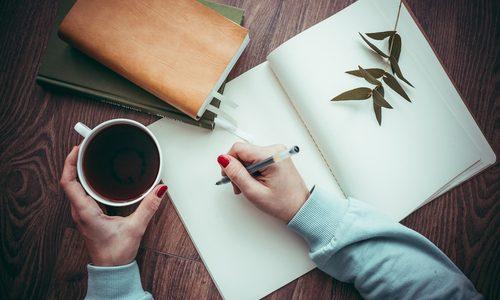 書くことで頭と心をすっきり整理する話