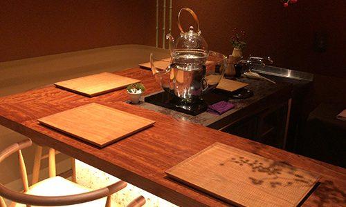 抹茶の魅力を改めて感じられる「秘密の茶室」付きの抹茶カフェ