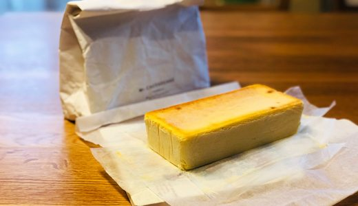 超数量限定「幻のチーズケーキ」と呼ばれるMr.CHEESECAKEを食べてみた話