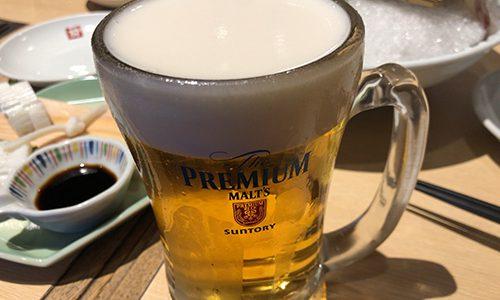 ビール大嫌いだった私でも「美味しい!」と感動した生ビールを博多でいただいた話