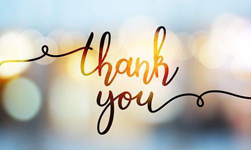 「ありがとう」の言葉が持つパワーの話